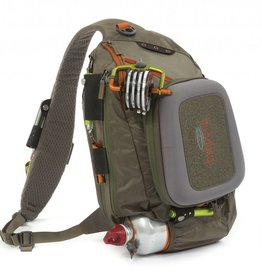 Fishpond Summit Sling Bag- Gravel