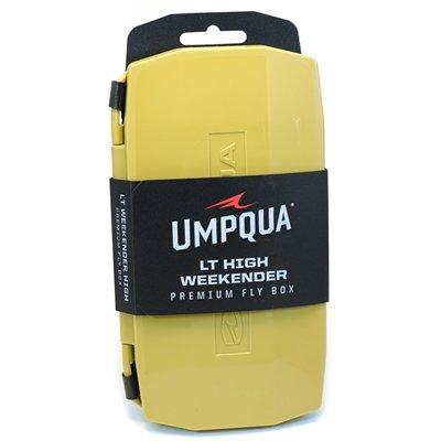 Umpqua Feather Merchants UPG LT BOX Weekender Olive