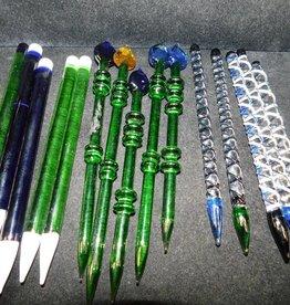 Glass Dabbers w. Design