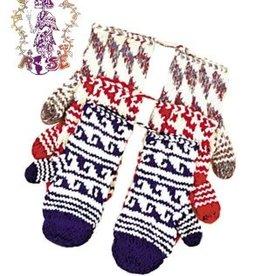 Wool Knit Mittens