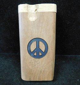 Dougs - Metal Inlay Peace Sign