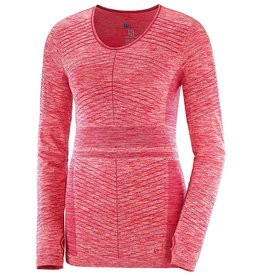 Salomon Elevate Move On LS Tee Womens