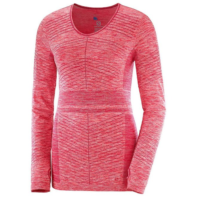 Elevate Move On LS Tee Womens