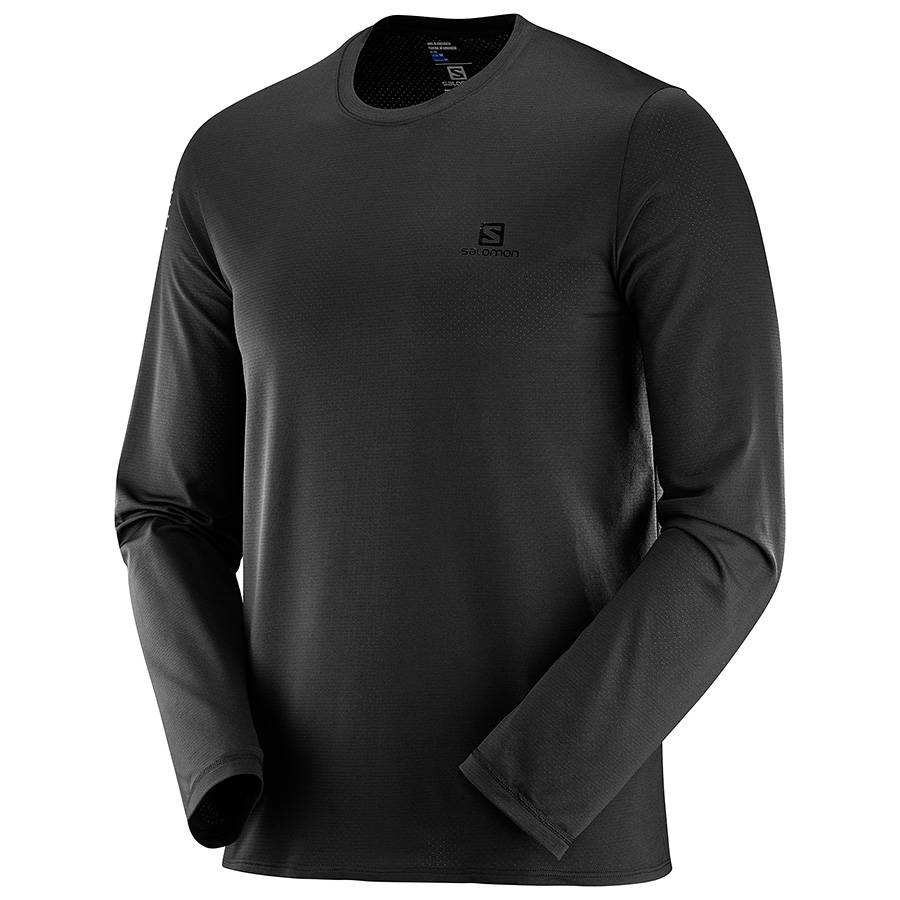 Salomon Pulse LS Tee Mens