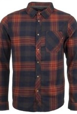 Tentree Fergus LS Button Up Buffalo Men's
