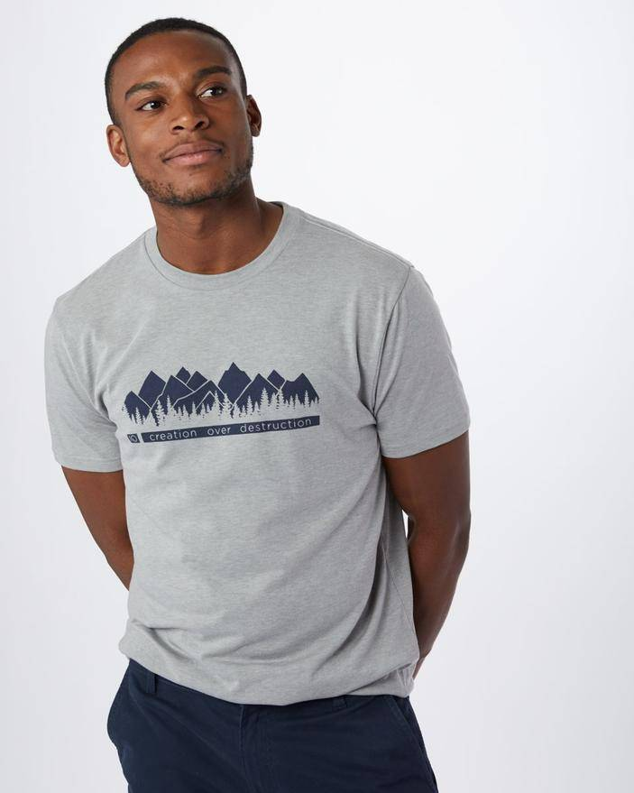 10 Tree Creation Tee Men's