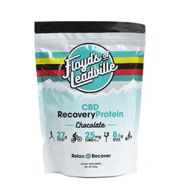 Floyds of Leadville CBD Isolate Recovery Protein
