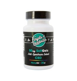 Floyds of Leadville CBD Full Spectrum Softgel 50 mg