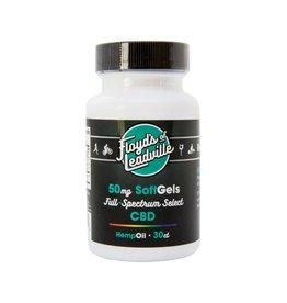 Floyds of Leadville CBD Full Spectrum Softgel 50 mg