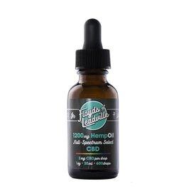 Floyds of Leadville CBD Full Spectrum Tincture 1200 mg