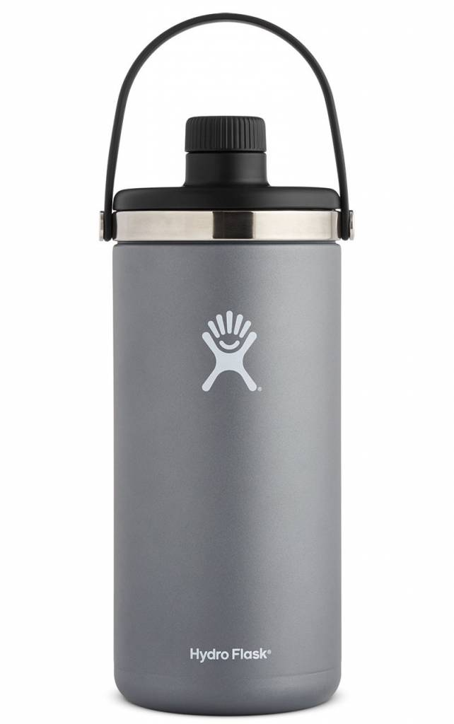 Hydro Flask Hydro Flask 128 oz Oasis Graphite