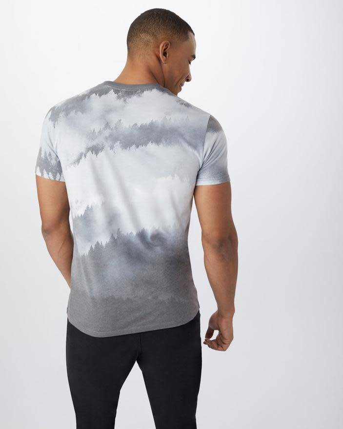 Tentree Tentree Foggy Mountains Tee