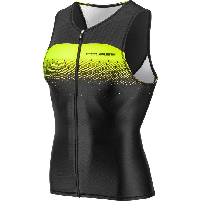 Tri Elite Course Sleeveless Top