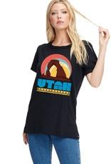 Zutter Utah Arch Graphic Top