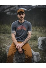 Tentree Vintage Sunset Tee Men's (Grey)