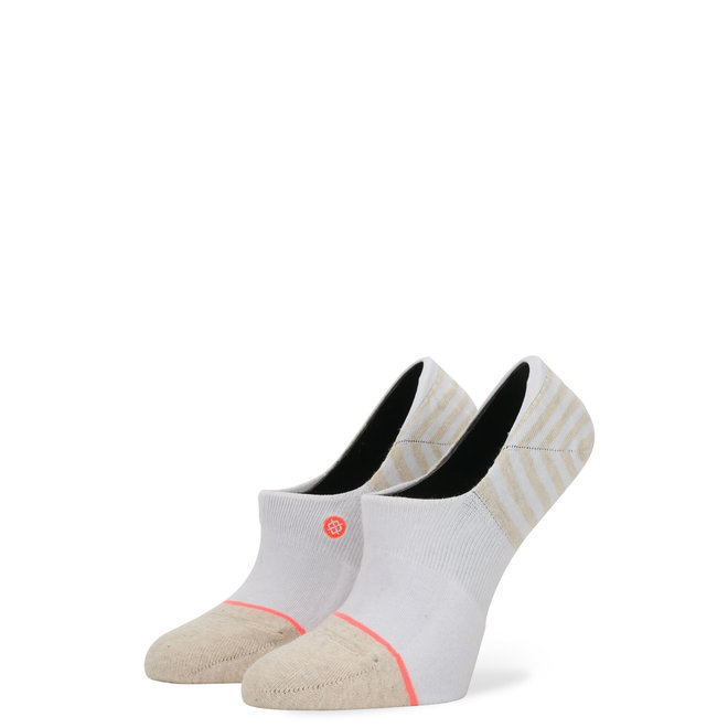 Stance Sensible 3 Pack Invisible White