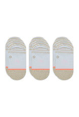 Stance Stance Sensible 3 Pack Invisible White
