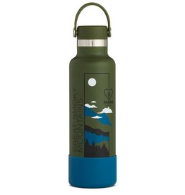 Hydro Flask Limited Edition National Park 21 oz Standard Cap w/ Boot