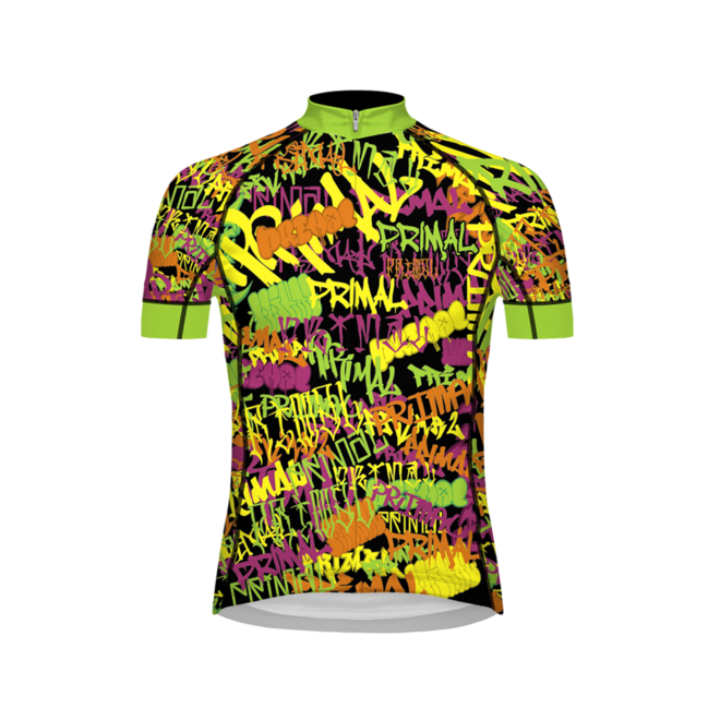 Tagged Up Men's Evo 2.0 Cycling Jersey