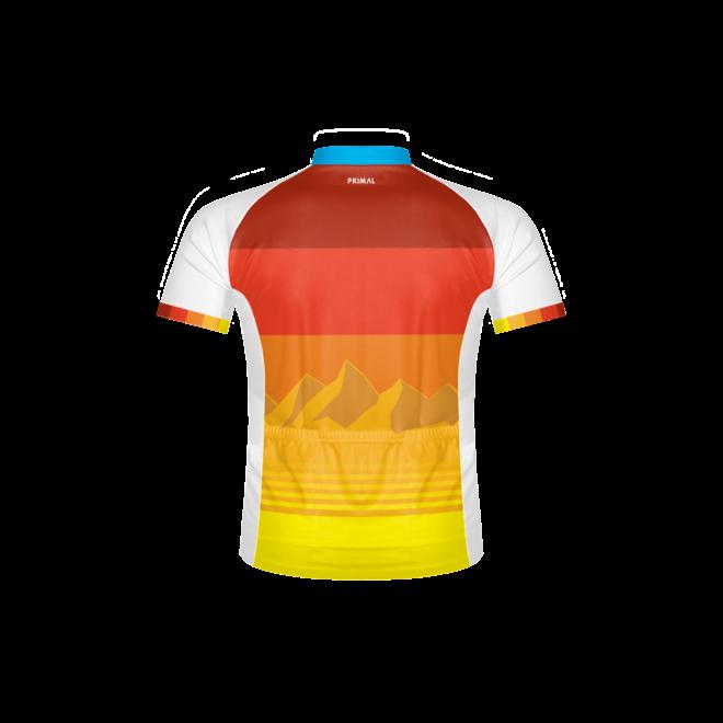 Rise & Set Men's Sport Cut Cycling Jersey