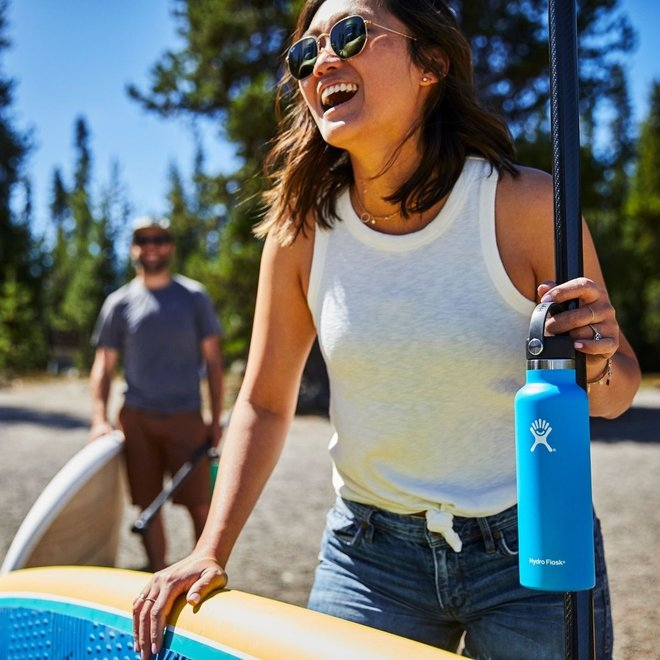 Hydro Flask Standard Flex Cap Sunflower