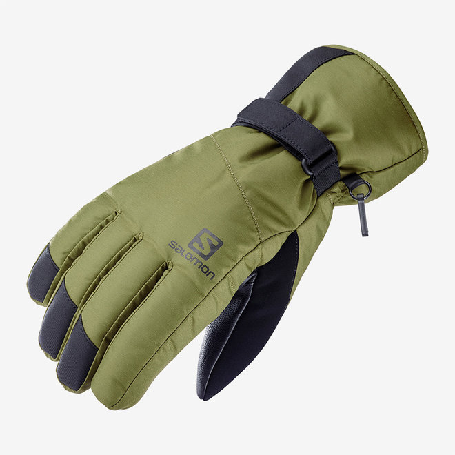 Salomon Gloves Force Dry Mens