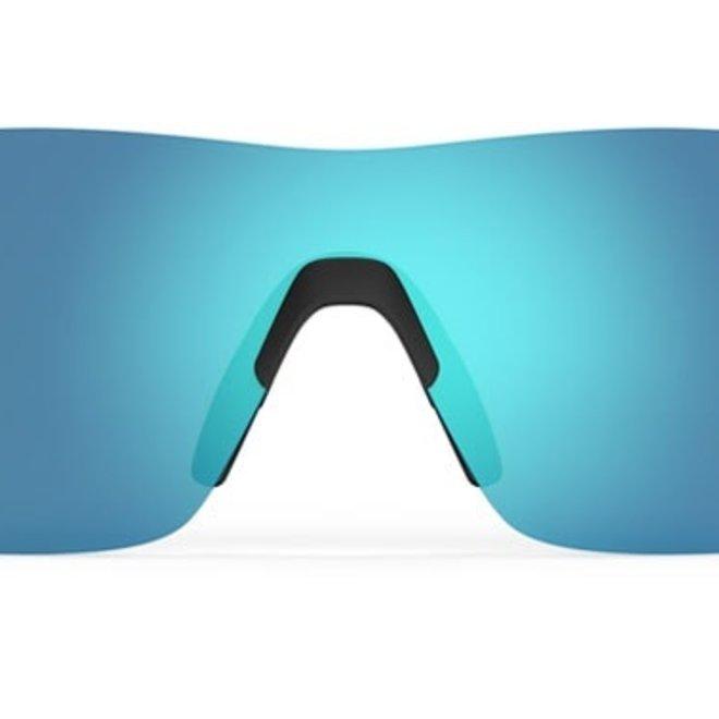 Slice, Crystal Smoke Interchangeable Sunglasses