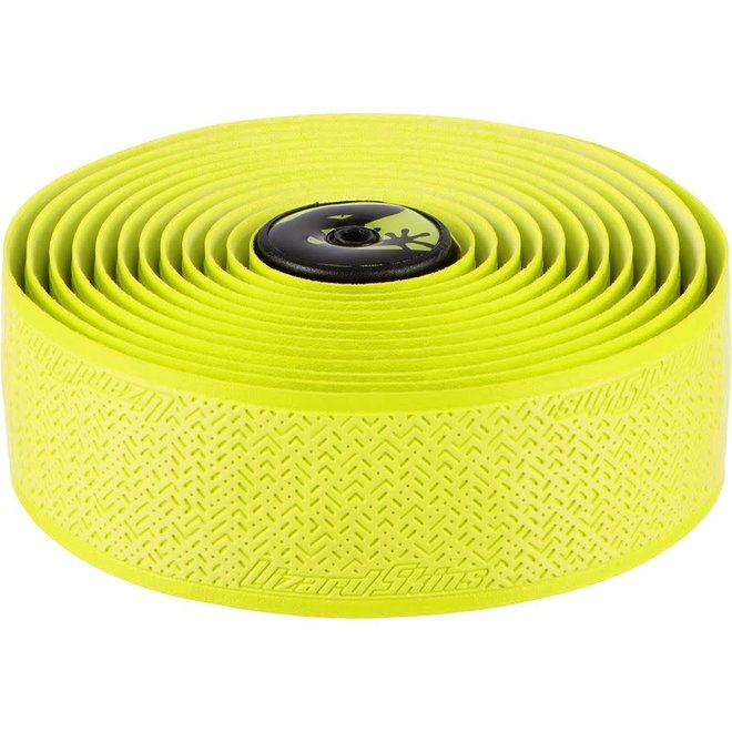 Lizard Skins DSP Bar Tape - 2.5mm, Neon Yellow