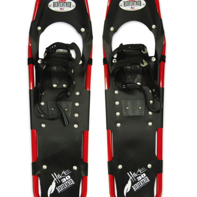 "Redfeather Snow Shoes - Hike Series 9"" X 30"