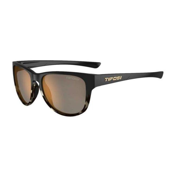 Smoove, Satin Blk Java Fade Polarized Sunglasses