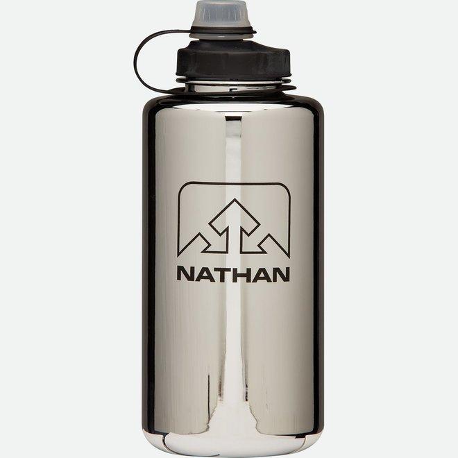 SuperShot Bottle - 1.5L, Silver/Black Splatter
