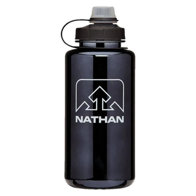 BigShot 1 Liter Bottle Black/White Splatter