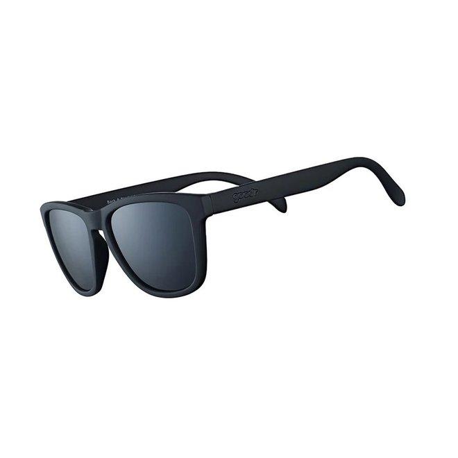 Goodr Glasses Back 9 Blackout