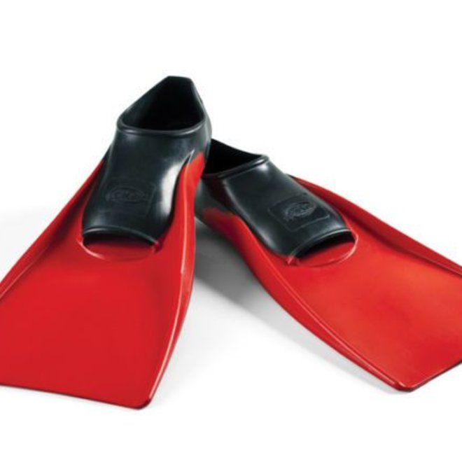 Floating Fins Black/Red 9-11