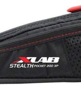 XLAB Stealth Pocket 200 XP Frame Bag: Black
