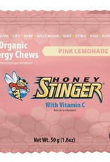 Honey Stinger Pink Lemonade Chews