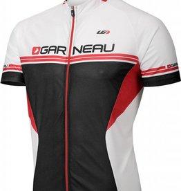 Louis Garneau Louis Garneau Equipe Jersey Black/Red Size Small