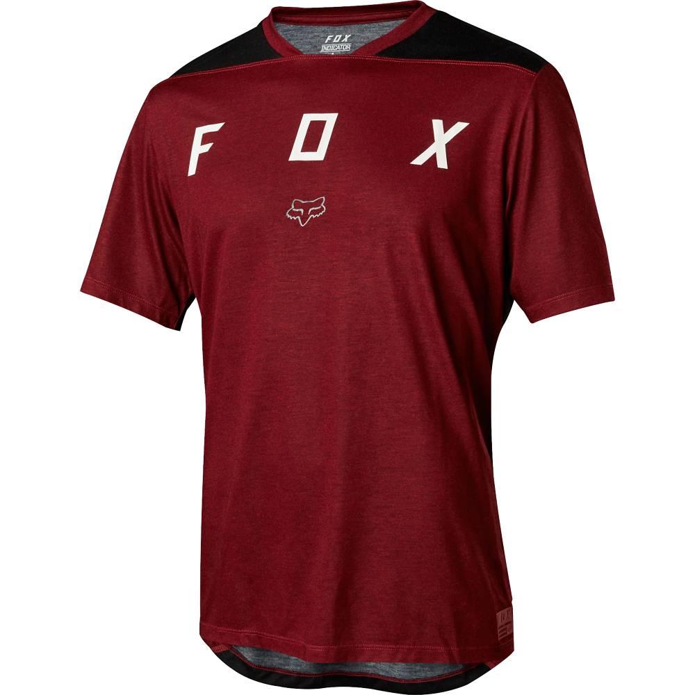 Fox Fox Indicator SS Mash Camo Jersey