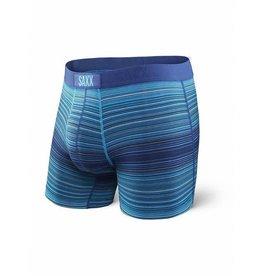 Saxx Underwear SAXX Vibe Boxer - Blue Binding Stripe