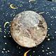 Lodolite 49mm Quartz Sphere