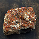 Spessartine Garnet + Smoky Quartz 82mm Specimen