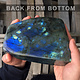 "Labradorite 6.5"" Polished Freeform 4.96lb"
