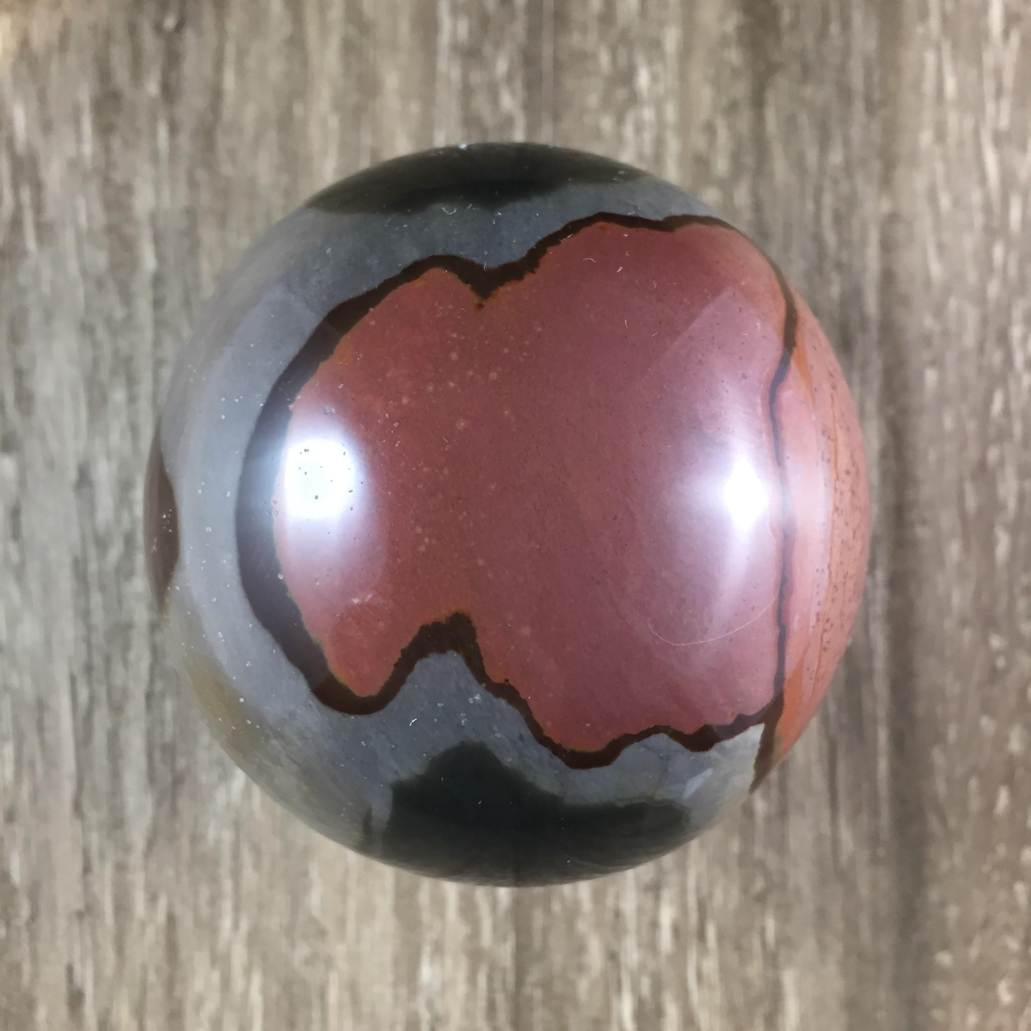 Polychrome Jasper Sphere 67mm