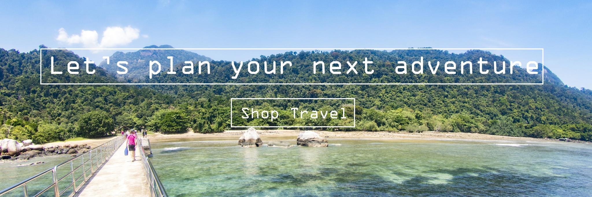 Plan your Next Travel Adventure!