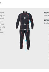 Bare 3mm Men's Reactive Full Wetsuit