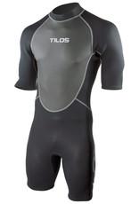 Tilos 2mm Skin Chest Shorty Mens