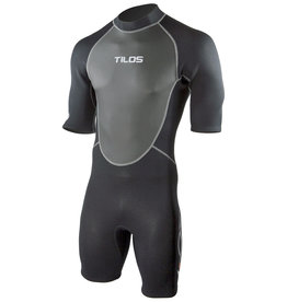 Tilos 2mm Skin Chest Shorty Mens