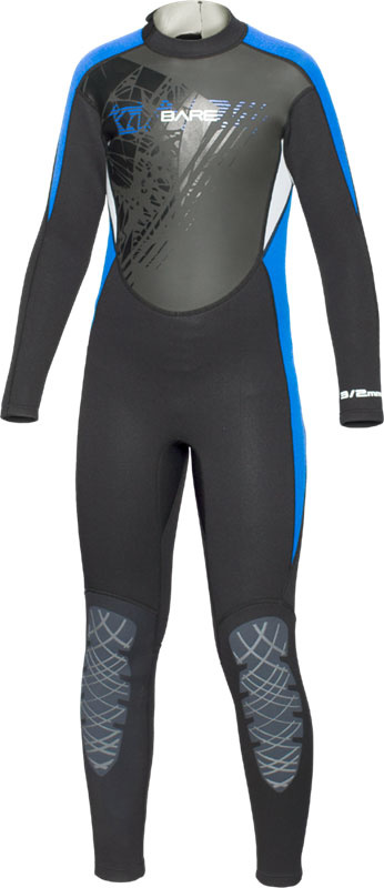 Bare Manta Kids 3/2mm Wetsuit