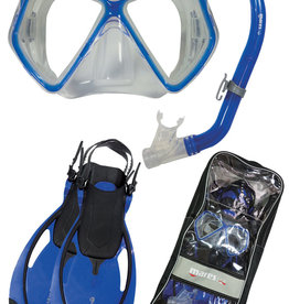 Mares Pirate/Pirate Dry/Allegra Kids Snorkel Set