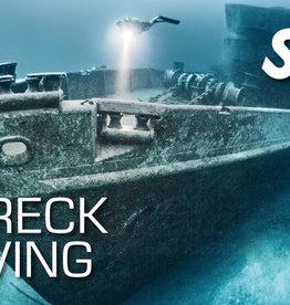 72 Aquatics SSI Wreck Diving Class - Online